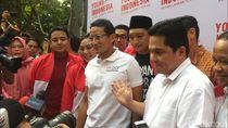Erick Thohir Rombak Pejabat BUMN, Sandiaga: Jangan Ada Politik