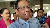 Mahfud MD Soal KPK OTT Suap Impor Bawang: Jangan Ditolerir