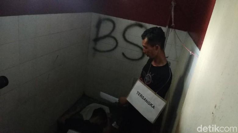 Cerita Tetangga Kontrakan Soal Sosok Deni Pemutilasi Komsatun