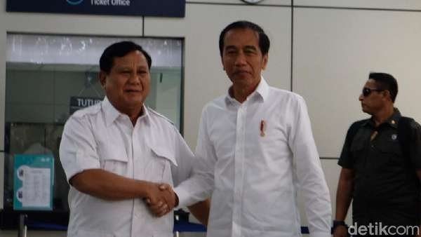 Jokowi-Prabowo Sudah Bertemu, PDIP Tunggu Komitmen Politik Gerindra