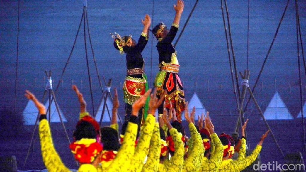 Beragam Eksotika Bromo dengan Sederet Kesenian Budaya di Lautan Pasir