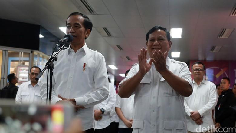 Politikus PDIP: Yang Tak Suka Rekonsiliasi Jokowi-Prabowo Anti-Persatuan RI!