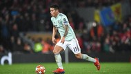 James Rodriguez Bakal Jadi Kado Terindah untuk Ancelotti