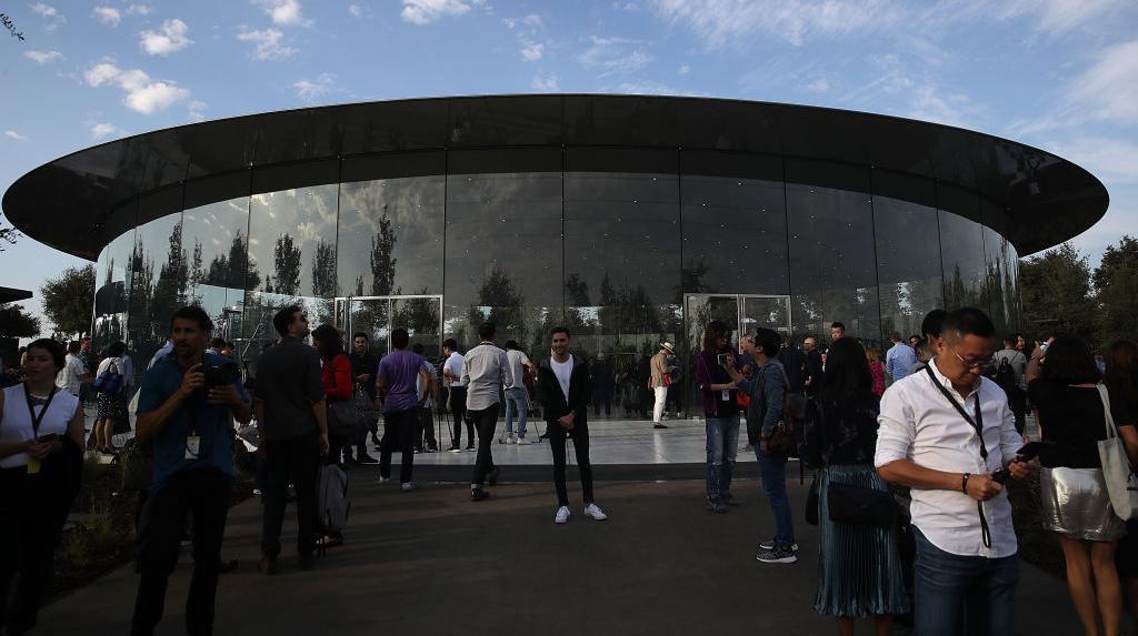 Kantor UFO Apple Jadi Salah Satu Bangunan Termahal Dunia