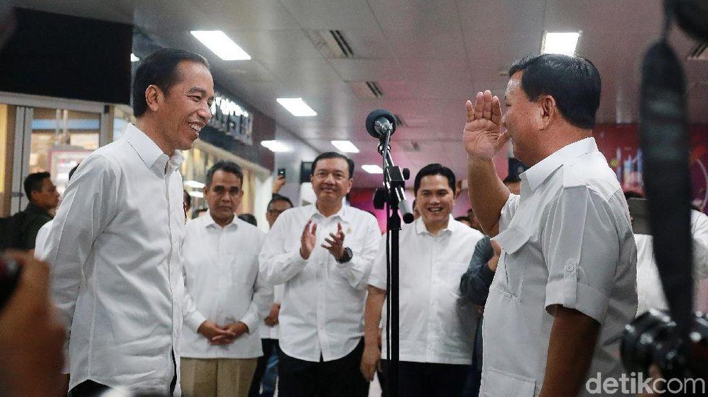 Dewan Pembina Gerindra Sepakat Serahkan Keputusan Koalisi ke Prabowo