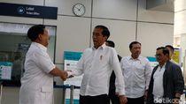Soal Pertemuan dengan Prabowo, Jokowi: Bicara dari Hati ke Hati
