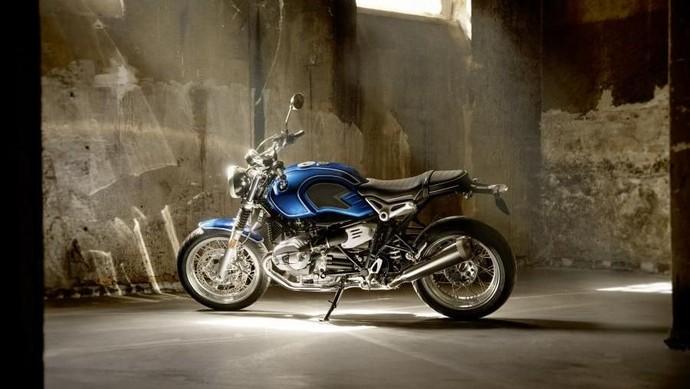 BMW Motorrad bakal melahirkan BMW R Nine T Spesial untuk para pencinta R Nine T. Foto: Pool (visordown)
