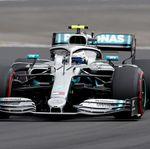 Bottas Kalahkan Hamilton untuk Rebut Pole GP Inggris