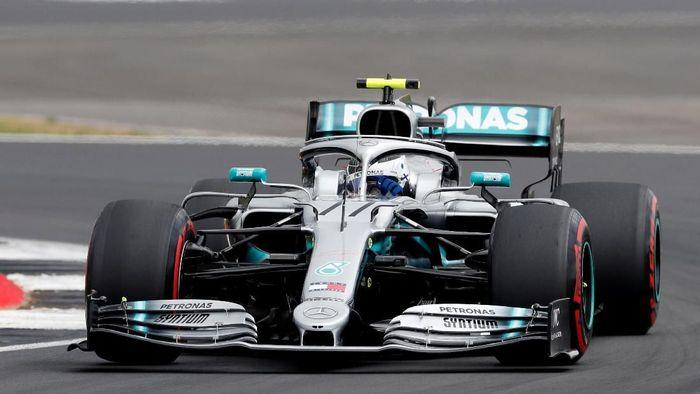 Valtteri Bottas raih pole kualifikasi GP Inggris (Matthew Childs/Reuters)