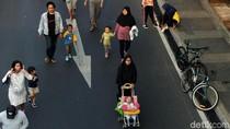 Ingat, Hari Ini CFD di Sudirman-Thamrin Ditiadakan