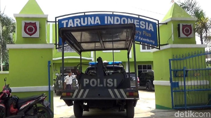 SMA Taruna Indonesia di Palembang (Foto: Raja Adil Siregar/detikcom)