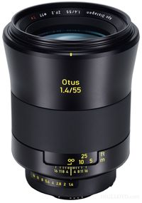 Review Zeiss Otus 55mm.