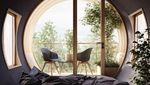 Bentuknya Unik, Rumah Pohon Ini Terinspirasi Minion