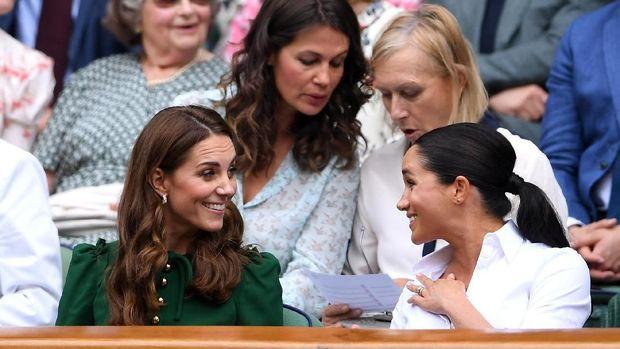 Kate Middleton dan Meghan Markle /
