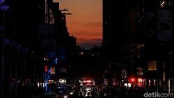 Listrik di Manhattan Sempat Padam, Kereta Bawah Tanah Gelap Gulita