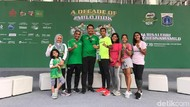 Novita Andriyani dan Josep Mwangi Juara Jakarta International 10K