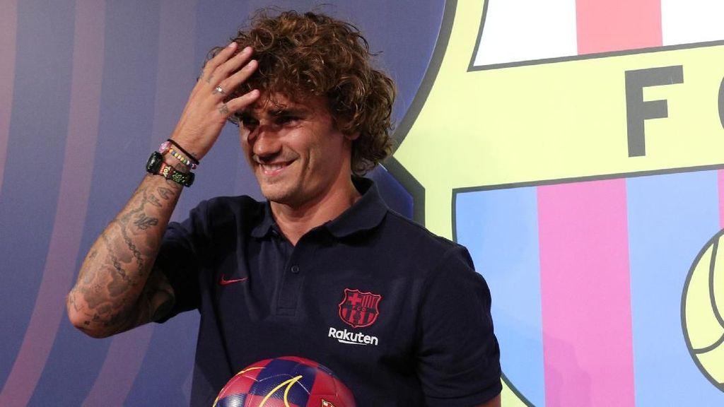 Griezmann, Bagaimana Andai Neymar Jadi ke Barcelona?