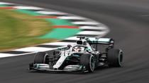 Lewis Hamilton Juara GP Inggris