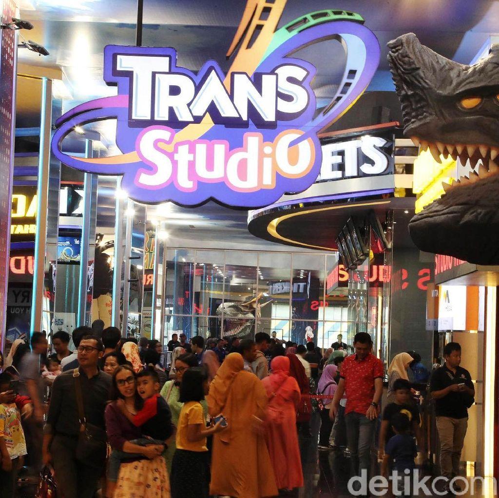 Tiket Trans Studio Cibubur Lagi Diskon, Weekend Ini Main Yuk