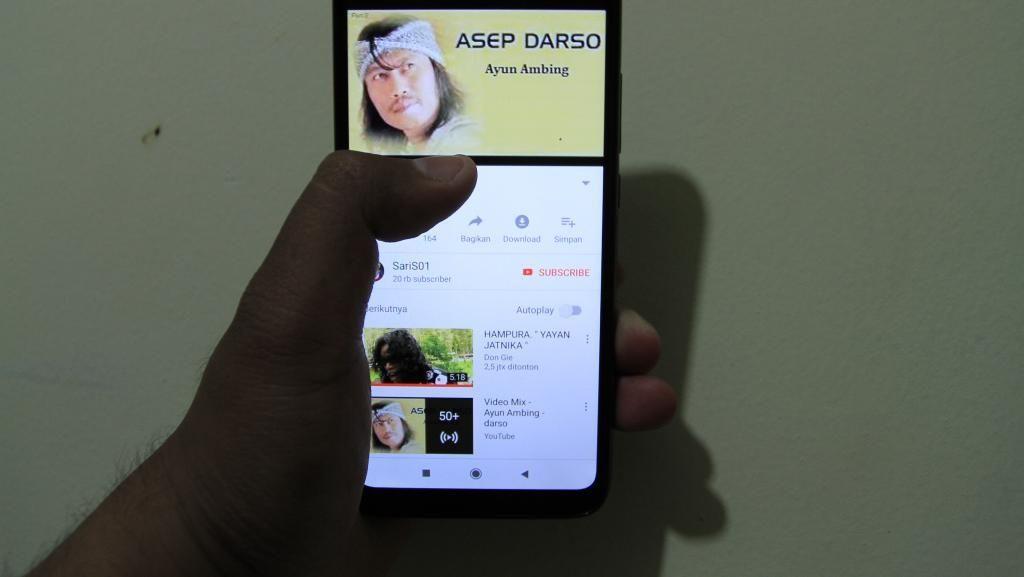 Penyanyi Pop Sunda Asep Darso Wafat