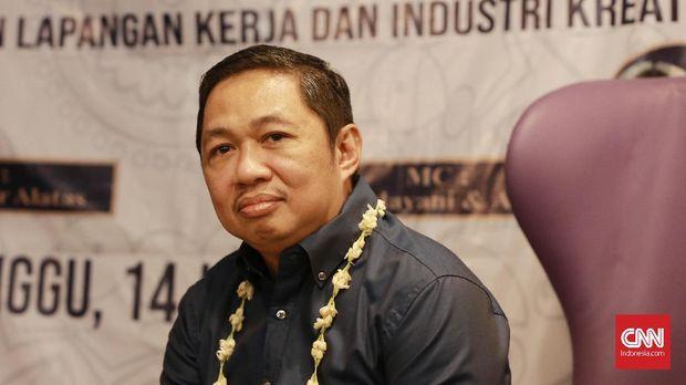 Mantan Presiden PKS Anis Matta yang kini menjadi Ketua Umum Partai Gelora bertekad mengikuti Pemilu 2024 bersama kendaraan politik barunya