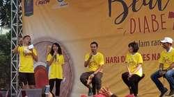 Beat Diabetes 2019Bersama Darius Sinathrya