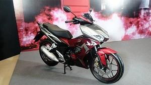 Tampang Baru Motor Bebek Honda GTR150