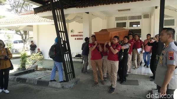 Jenazah PNS Korban Mutilasi Akan Dimakamkan di Temanggung Siang Ini