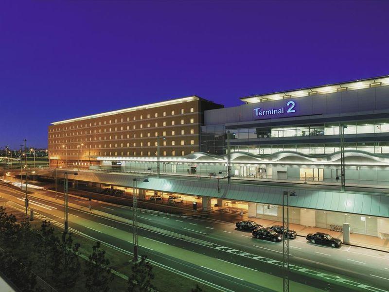 Inilah Haneda Excel Hotel Tokyu yang berlokasi di Terminal 2 Bandara Haneda di Tokyo. Kamar hotel di sana bakal dilengkpai dengan simulator pesawat! (Haneda Excel Hotel Tokyu)