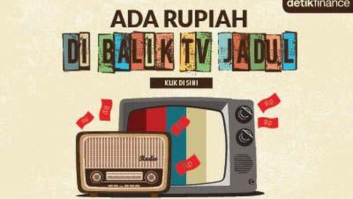 Cetak Duit dari Bisnis TV Jadul