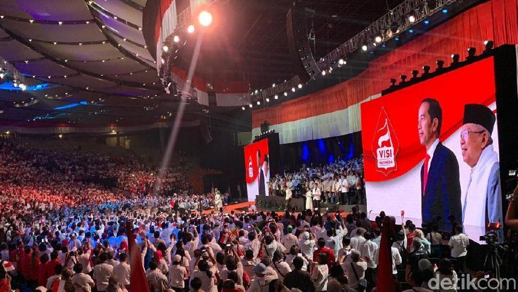 Jokowi: Ini Bukan tentang Aku atau Kamu, Ini tentang Bangsa