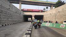Polisi Cari Pengemudi Rubicon yang Tabrak Panitia Lomba Maraton Jakarta