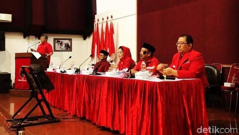 PDIP Bojonegoro Klir, Seluruh PAC Sepakat Taat Rekom Megawati