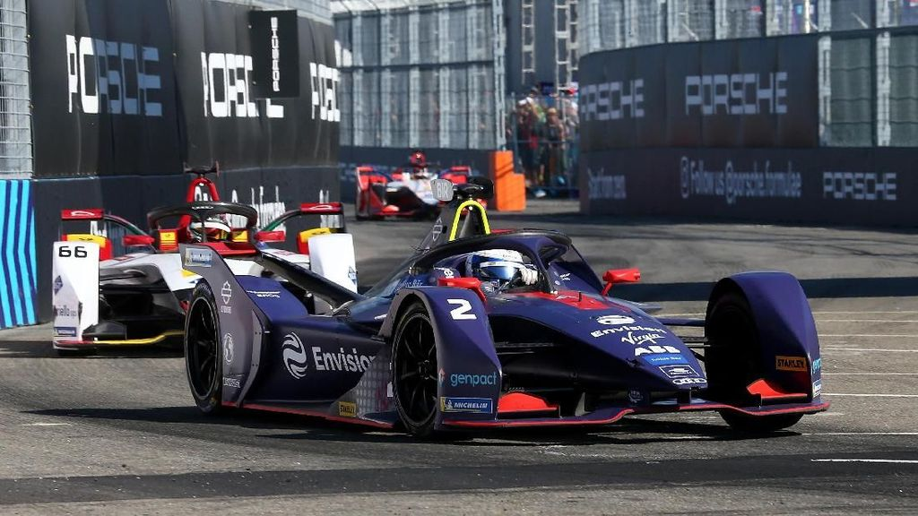 Mobil Listrik di Formula E Bakal Kebut-kebutan di Jalanan Jakarta