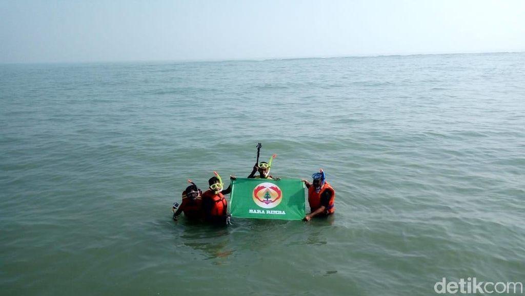 Ekspedisi Mencari Terumbu Karang di Karawang