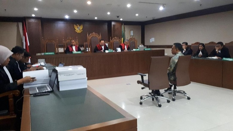 Korupsi Proyek IPDN, Eks Manajer Hutama Karya Dituntut 7 Tahun Bui