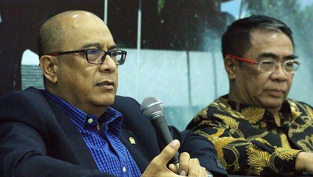 Anggota MPR RI dari Fraksi Nasdem, Syarief Abdullah Alkadri