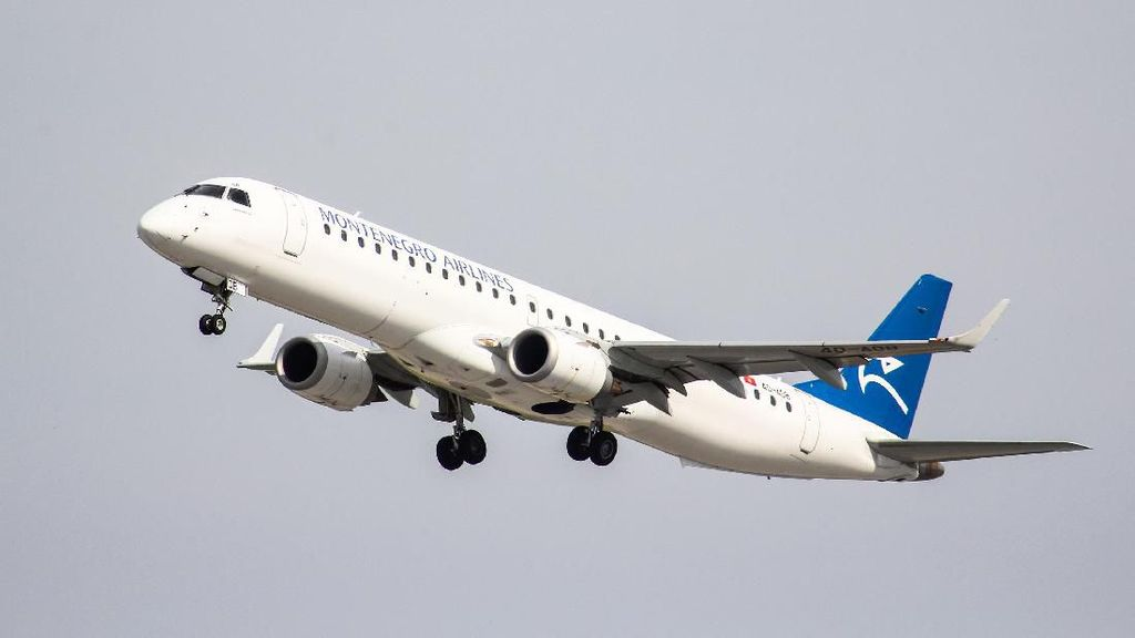 Lagi Terbang Pilot Pingsan, Pesawat di Montenegro Jumpalitan