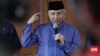 Amien Rais disebut-sebut tak akan diajak dalam kepengurusan partai oleh Zulkifli Hasan