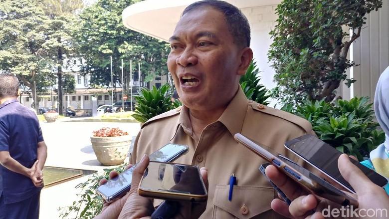 Wali Kota Bandung Keluarkan Surat Edaran Tolak Paham Anarko