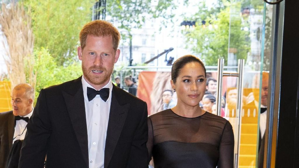 Pangeran Harry & Meghan Markle Jadi 25 Orang Paling Berpengaruh di Internet
