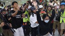 Tuntut Reformasi Demokrasi, Puluhan Ribu Warga Hong Kong Kembali Berdemo
