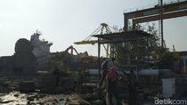 Kapal Tabrak Crane di Pelabuhan Semarang Timbulkan Kerugian Rp 60 M