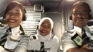Viral Cerita Manis Pilot Rela Pindah Perusahaan Demi Terbang dengan Putrinya