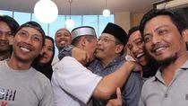 Eks Walkot Makassar Arief Sirajuddin Bebas dari Penjara