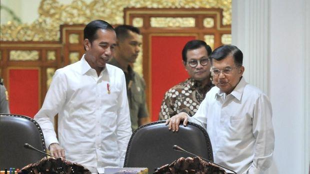 Saat Jokowi Mulai Khawatir Langkah China 'Mainkan' Yuan?