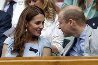Pangeran William dan istri yang terkena imbas
