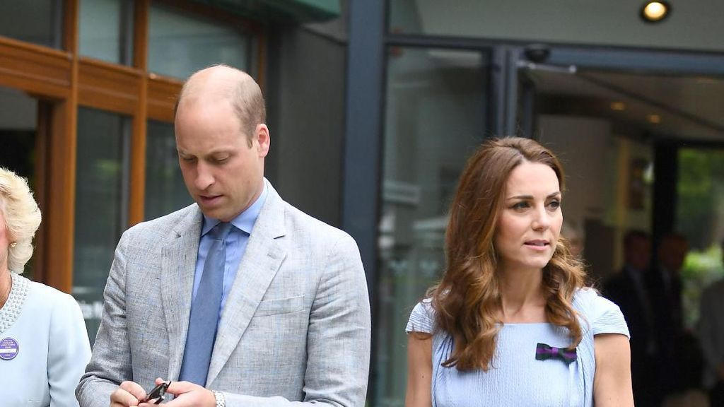 Pangeran Louis Dapat Sneakers Adidas Bertanda Tangan Stan Smith di Wimbledon