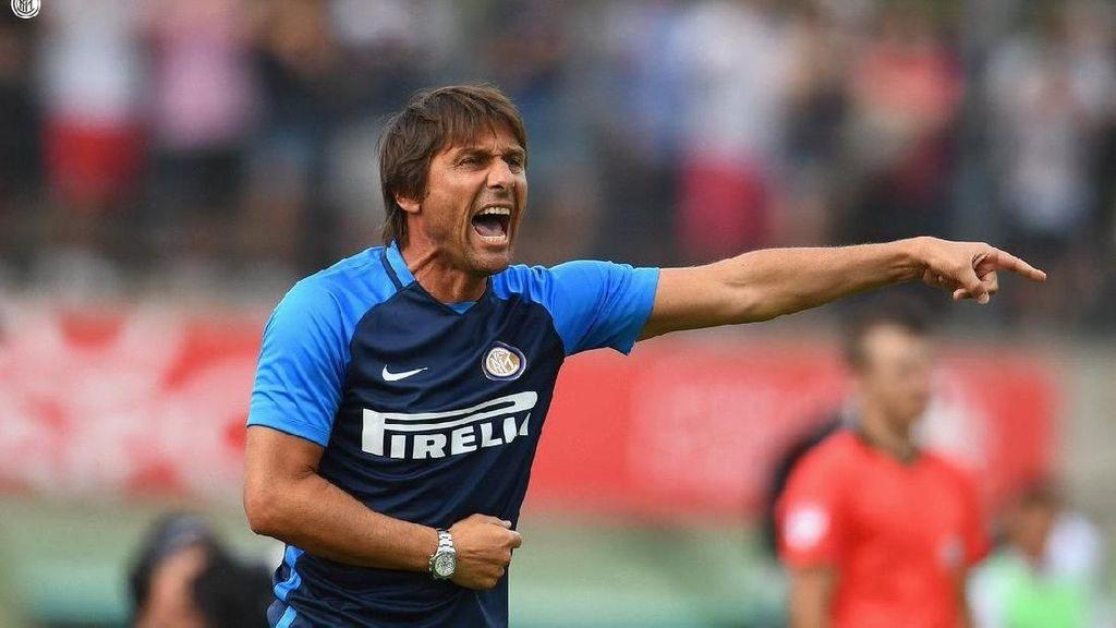 Inter Akan Tanpa Striker Lawan MU