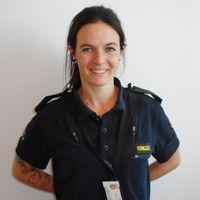 Petugas wanita di Penjara Halden (BBC)